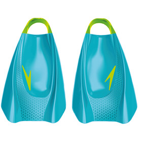 speedo Fury Training Fins, blue/green